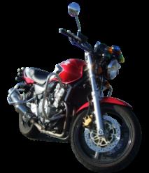画像 Honda CB400super four